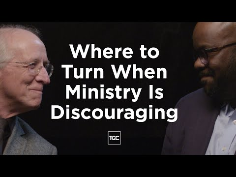 Piper and Charles on Scriptures They Turn to When Discouraged