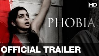 Phobia Official Trailer with English Subtitle | Radhika Apte