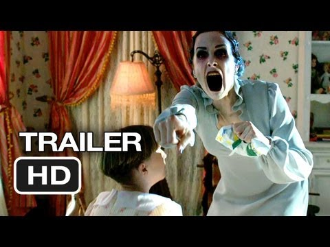 Insidious: Chapter 2 Official Trailer #1 (2013) - Patrick Wilson Movie HD - UCi8e0iOVk1fEOogdfu4YgfA