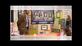 VIDEO – Kad Merad (Au tableau) plaisante sur la jalousie de sa compagne Julia Vignali20/2/2019