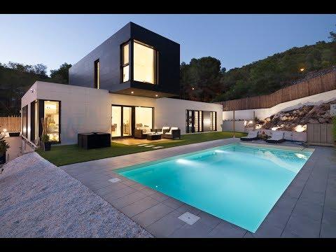 Casa terminada Modelo Formentor en Barcelona