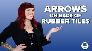 Arrows on the Back of Rubber Tiles video thumbnail