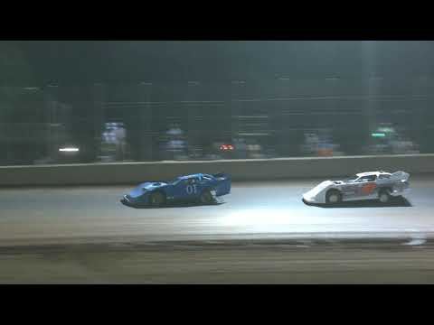 Morgan Sheffield Memorial 602 Sportsman Feature|Needmore Speedway-8/8/20 - dirt track racing video image