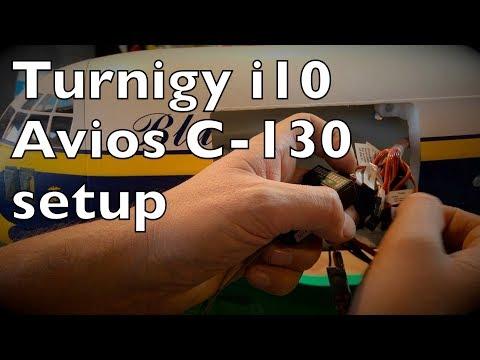 Avios C-130 Turnigy i10 Radio setup guide - UCTa02ZJeR5PwNZK5Ls3EQGQ