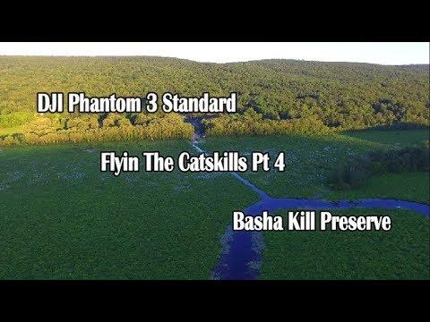 DJI Phantom 3 Standard Flyin The Catskills Pt 4 Basha Kill Preserve - UCU33TAvzA-wgPMgcrdMVIdg