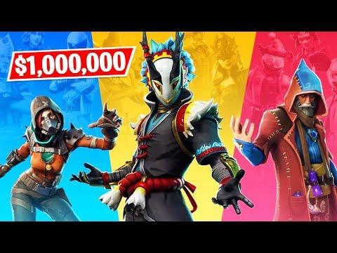 Fortnite TRIOS CASH CUP $1,000,000 Tournament LIVE! (Fortnite Battle Royale) - UC2wKfjlioOCLP4xQMOWNcgg