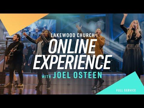 Lakewood Church LIVE  Joel Osteen  January 31, 2021