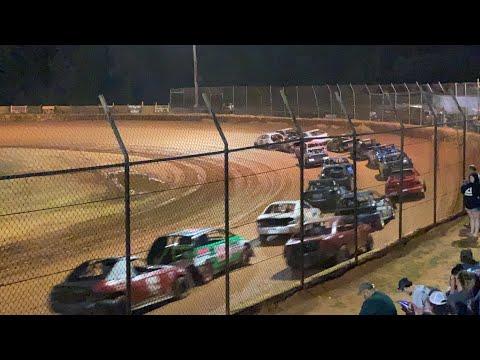 6/19/2021 SCDRA FWD Harris Speedway - dirt track racing video image