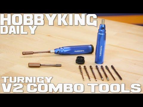 Turnigy V2 Combo Tools - HobbyKing Daily - UCkNMDHVq-_6aJEh2uRBbRmw