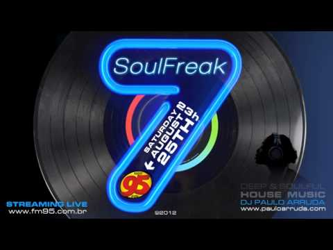 SoulFreak7 by Paulo Arruda   Live session at Radio 95 FM - UCXhs8Cw2wAN-4iJJ2urDjsg
