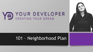 101 Neighbourhood Plan