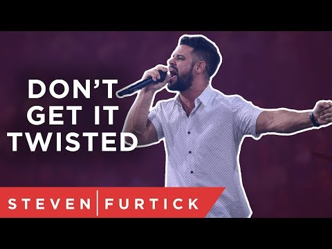 Prejudice can happen when you pre-judge someone.   Pastor Steven Furtick