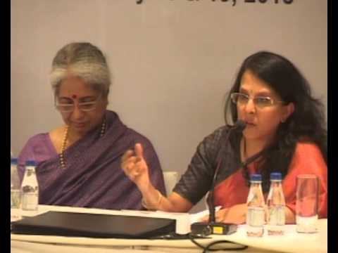 Malini Shankar at the Urban Infrastructure Conference