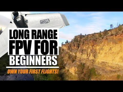 Long Range Fpv for Beginners - $100 Wing, 20 Min Flights, 3 Miles, and Setup Tips - UCwojJxGQ0SNeVV09mKlnonA