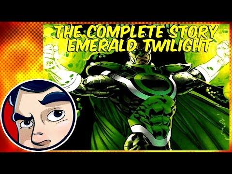 Emerald Twilight (Green Lantern)- The Complete Story | Comicstorian - UCmA-0j6DRVQWo4skl8Otkiw