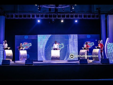 DAY 2 RCCG YOUTH CONVENTION 2020 - THE FOUNDRY