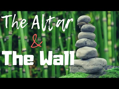 Building The Altar...Building The Wall (Rejoice & Beware)  OIL & SPICES ~ Ep. 3