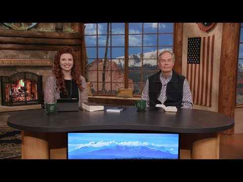 Charis Daily Live Bible Study: How to Assure Your Heart - Andrew Wommack - March 9, 2021