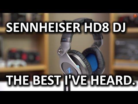 Sennheiser HD8 DJ Full Review - UCXuqSBlHAE6Xw-yeJA0Tunw