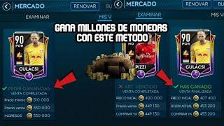 TRUCO PARA GANAR MONEDAS CON ESTE FILTRO FIFA MOBILE 19/NO HACKS/NUEVO MÉTODO