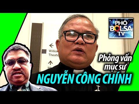 TỪ THỦ ĐÔ: Phỏng vấn mục sư Nguyễn Công Chính về HĐ các dân tộc và tôn giáo VN