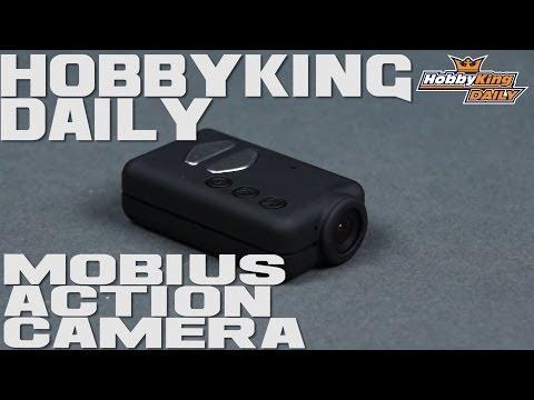 HobbyKing Daily - Mobius Action Cam - hobbykinglive