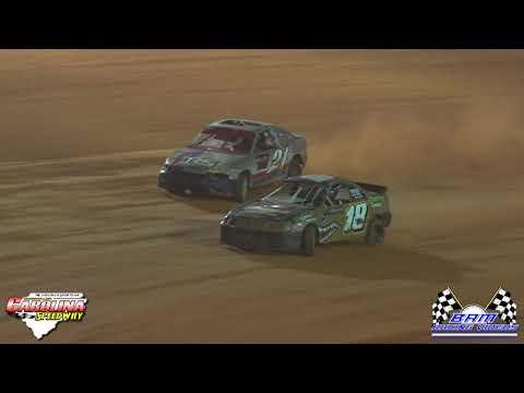 Southeastern Hornets Association Feature - Carolina Speedway 6/18/21 - dirt track racing video image