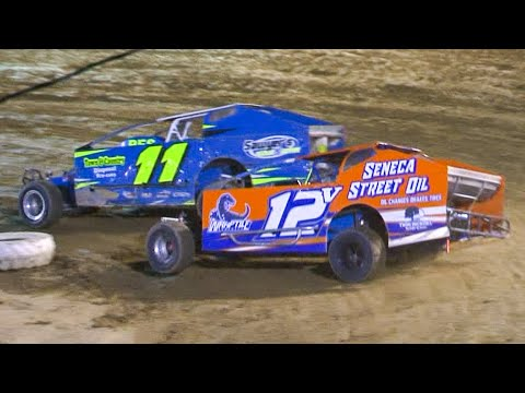 Sportsman Feature | Bradford Speedway | 9-20-20 - dirt track racing video image