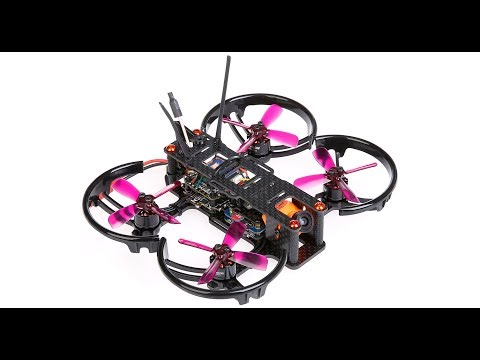 Runcam Split Mini - Jello Effect Control on Storm H2 with 2 inches propellers - UCGrIvupoLcFCW3CIKvfNfow