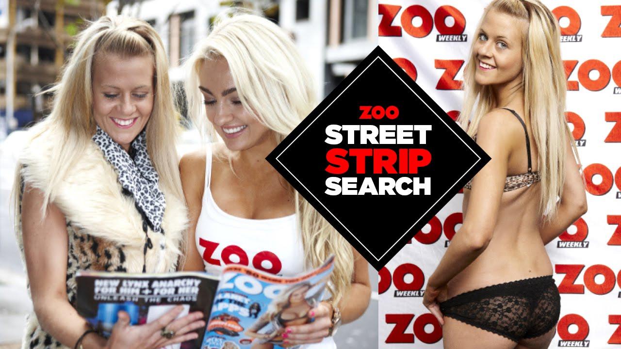 ZOO Street Strip Search – Renee, 24, Sydney, HD