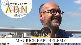 Peplum : notre interview ADN de Maurice Barthélémy