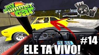 YouTube | My Summer Car - Cassino, Limpa Fossa E Morte Do Doido Do