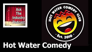 EP115 - Binty from Hot Water Comedy in Liverpool | Ask The Industry podcast