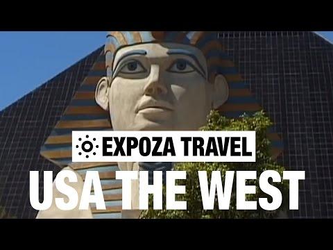 U.S.A. - The West (USA) Vacation Travel Video Guide - UC3o_gaqvLoPSRVMc2GmkDrg
