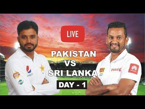 #Live #Cricket Pakistan vs Sri Lanka | 2nd Test | Live Cricket | Score | Commentary