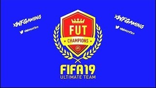 FUT CHAMPIONS WEEKEND LEAGUE #29 p3 (FIFA 19) (LIVE STREAM)