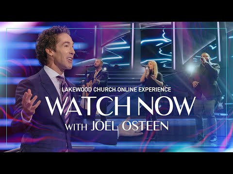 Lakewood Church   Joel Osteen  Sunday Service 8:30am