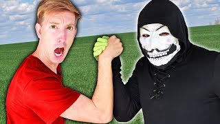 CWC vs BEST FRIEND BATTLE ROYALE Challenge to Learn if Hacker PZ9 is Buying Everything Justin Buys
