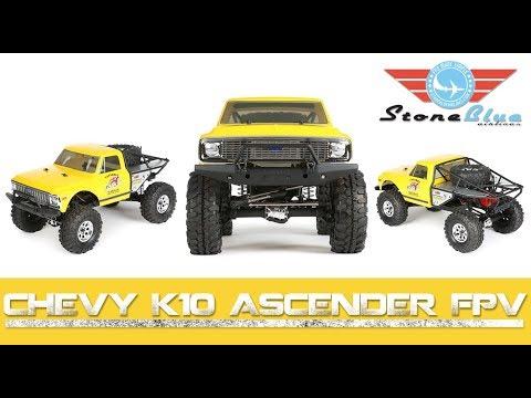 Chevy K10 Ascender FPV - UC0H-9wURcnrrjrlHfp5jQYA