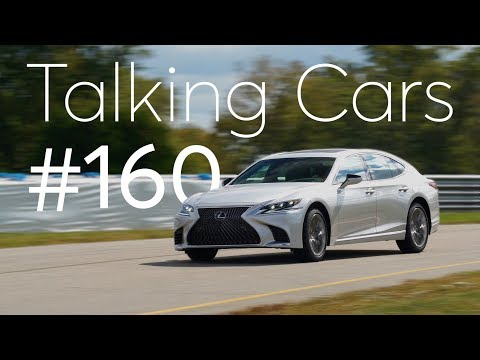 2018 Lexus LS 500; Tax Credits Ending for Tesla, GM EVs | Talking Cars with Consumer Reports #160 - UCOClvgLYa7g75eIaTdwj_vg