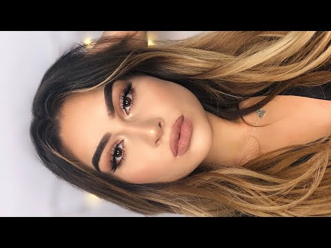 Easy Natural Sexy Smoky Eye Makeup Tutorial I Aylin Melisa - UCfE1PRxKe-5rF2Oezzw2tRA