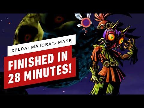 Zelda: Majora's Mask Can Now Be Finished in 28 Minutes - UCKy1dAqELo0zrOtPkf0eTMw