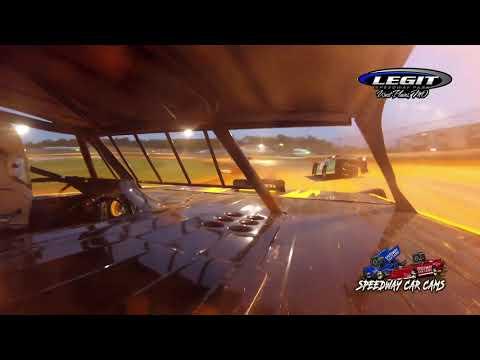 #35E Luke Aitken - Sportsman Late Model - 6.26.21 Legit Speedway Park - In Car Camera - dirt track racing video image