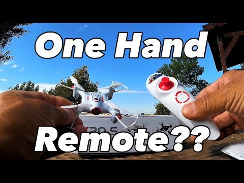 SYMA X20 - S  Single Hand Transmitter  RC Quadcopter - UC9l2p3EeqAQxO0e-NaZPCpA