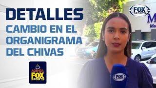 ¿En qué consiste el nombramiento de Amaury Vergara en Chivas?