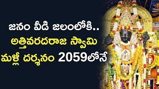 Farewell To Athi Varadar | Lord Varadar Return To Temple Tank | Aadhan Telugu