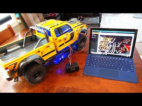 RC ADVENTURES - PROJECT: BUMBLEBEE-ST PT 6 - 4x4 DUALLY