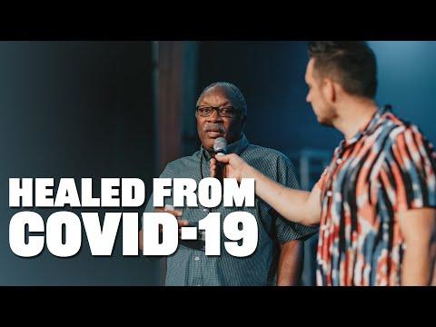 Healed from Covid-19  Healing Testimony