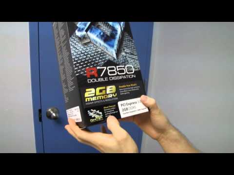 XFX Radeon HD 7850 Double D 2GB Gaming Video Card Unboxing & First Look Linus Tech Tips - UCXuqSBlHAE6Xw-yeJA0Tunw