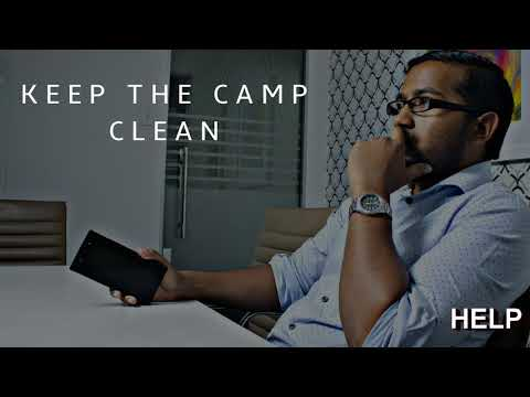 PROPHETIC MESSAGE: KEEP THE CAMP CLEAN, Daily Promise and Powerful Prayer